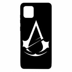 Чохол для Samsung Note 10 Lite Assassins Creed Logo