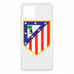 Чехол для Samsung Note 10 Lite Atletico Madrid