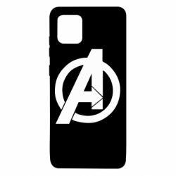 Чохол для Samsung Note 10 Lite Avengers logo