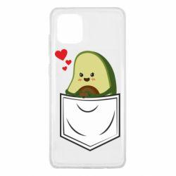 Чехол для Samsung Note 10 Lite Avocado in your pocket