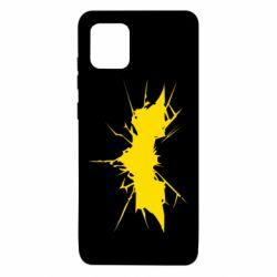 Чохол для Samsung Note 10 Lite Batman cracks