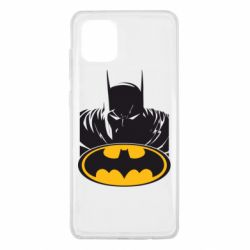 Чехол для Samsung Note 10 Lite Batman face