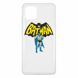 Чехол для Samsung Note 10 Lite Batman Hero