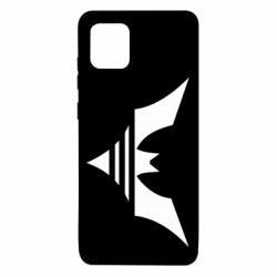 Чохол для Samsung Note 10 Lite Batman three line