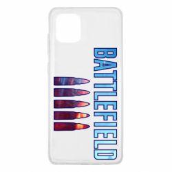 Чохол для Samsung Note 10 Lite Battlefield 5 bullets