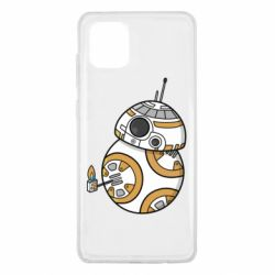Чехол для Samsung Note 10 Lite BB-8 Like