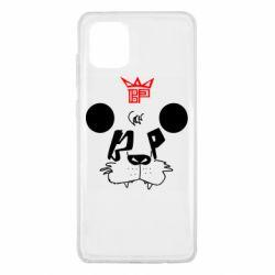 Чехол для Samsung Note 10 Lite Bear panda