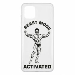 Чехол для Samsung Note 10 Lite Beast mode activated