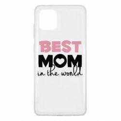 Чохол для Samsung Note 10 Lite Best mom
