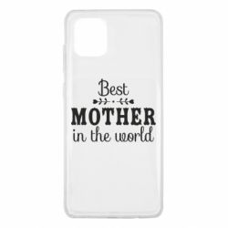 Чохол для Samsung Note 10 Lite Best mother in the world
