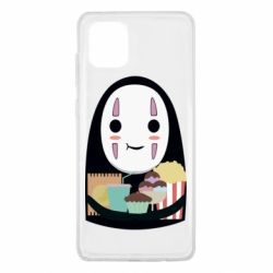 Чохол для Samsung Note 10 Lite Безликий з вкусняшками