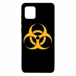 Чехол для Samsung Note 10 Lite biohazard