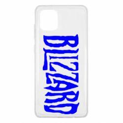 Чохол для Samsung Note 10 Lite Blizzard Logo