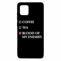 Чохол для Samsung Note 10 Lite Blood of my enemies