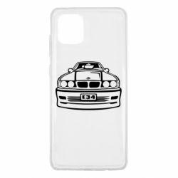 Чехол для Samsung Note 10 Lite BMW E34