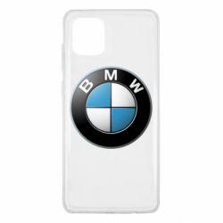 Чехол для Samsung Note 10 Lite BMW Logo 3D
