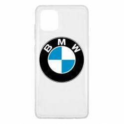 Чехол для Samsung Note 10 Lite BMW Small