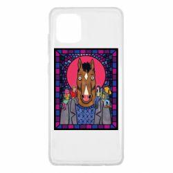 Чехол для Samsung Note 10 Lite Bojack Horseman icon