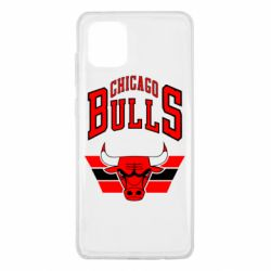 Чохол для Samsung Note 10 Lite Великий логотип Chicago Bulls