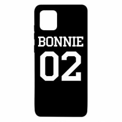 Чохол для Samsung Note 10 Lite Bonnie 02
