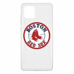 Чохол для Samsung Note 10 Lite Boston Red Sox