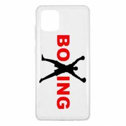 Чехол для Samsung Note 10 Lite BoXing X