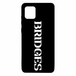 Чохол для Samsung Note 10 Lite Bridges