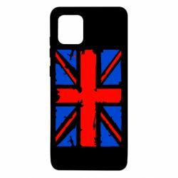 Чехол для Samsung Note 10 Lite Британский флаг
