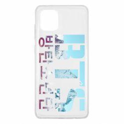 Чехол для Samsung Note 10 Lite Bts the mountains