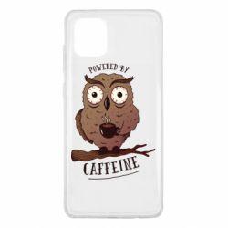 Чохол для Samsung Note 10 Lite Caffeine Owl