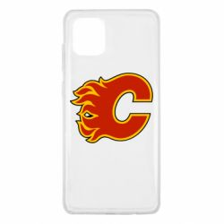 Чехол для Samsung Note 10 Lite Calgary Flames