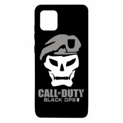 Чехол для Samsung Note 10 Lite Call of Duty Black Ops 2