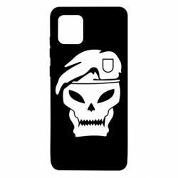 Чехол для Samsung Note 10 Lite Call of Duty Black Ops logo