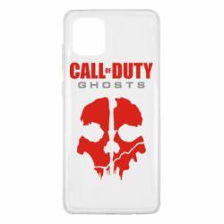 Чохол для Samsung Note 10 Lite Call of Duty Ghosts