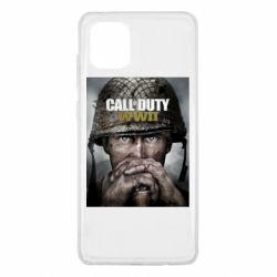 Чохол для Samsung Note 10 Lite Call of Duty WW2 poster