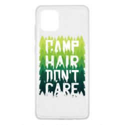 Чехол для Samsung Note 10 Lite Camp hair don't care