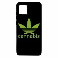 Чохол для Samsung Note 10 Lite Cannabis