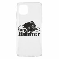 Чохол для Samsung Note 10 Lite Carp Hunter