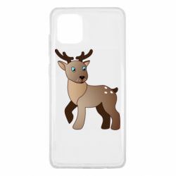 Чехол для Samsung Note 10 Lite Cartoon deer