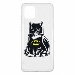 Чохол для Samsung Note 10 Lite Cat Batman