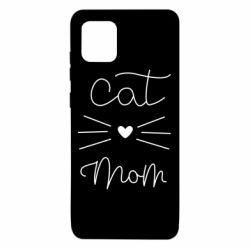 Чохол для Samsung Note 10 Lite Cat mom
