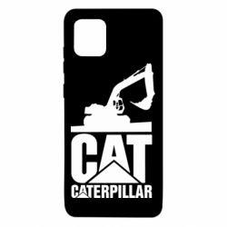 Чохол для Samsung Note 10 Lite Caterpillar cat