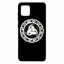 Чохол для Samsung Note 10 Lite Celtic knot circle