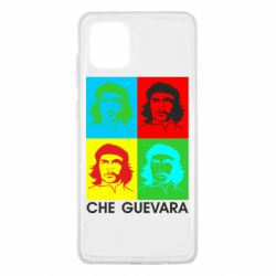 Чохол для Samsung Note 10 Lite Che Guevara 4 COLORS