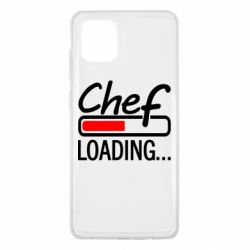 Чехол для Samsung Note 10 Lite Chef loading