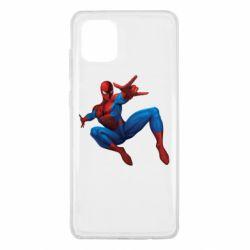 Чохол для Samsung Note 10 Lite Людина павук