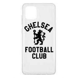 Чохол для Samsung Note 10 Lite Chelsea Football Club