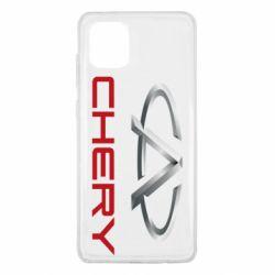 Чехол для Samsung Note 10 Lite Chery Logo