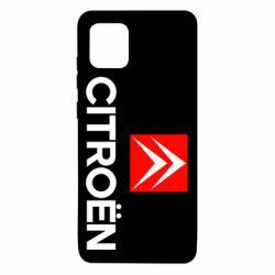 Чехол для Samsung Note 10 Lite CITROEN 2