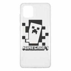 Чохол для Samsung Note 10 Lite Color Minecraft